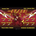 Flash Fabric Soccer Banner Live Designer