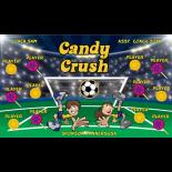 Candy Crush Vinyl Soccer Banner Live Designer