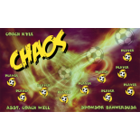Chaos Fabric Soccer Banner - Live Designer