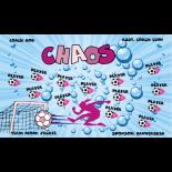 Chaos Vinyl Soccer Banner E-Z Order