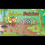 Fairies Fearless Vinyl Soccer Banner - Live Designer