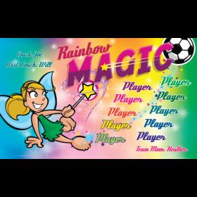 Magic Vinyl Soccer Banner - Live Designer