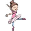 Ballerinas  - Soccer Art  ®