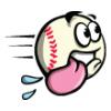 Ball Art  - Baseball Art  ®
