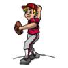 Pitchers  - Baseball Art  ®