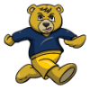 Bears  - Soccer Art  ®
