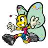 Butterflies  - Soccer Art  ®