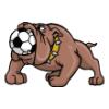 Dogs  - Soccer Art  ®