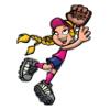 Fielders  - Softball Art  ®