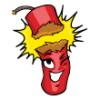 Firecrackers  - Soccer Art  ®