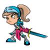 Knights  - Soccer Art  ®