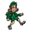 Leprechauns  - Soccer Art  ®