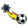Lightning  - Soccer Art  ®