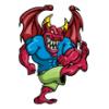 Monsters  - Soccer Art  ®