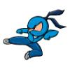 Ninjas  - Soccer Art  ®