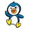 Penguins  - Soccer Art  ®