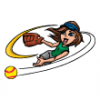 Pitchers  - Softball Art  ®