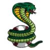 Snakes  - Softball Art  ®