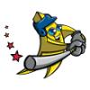 Stars  - Softball Art  ®
