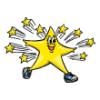 Stars  - Soccer Art  ®