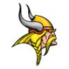Vikings  - Soccer Art  ®