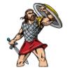Warriors  - Soccer Art  ®